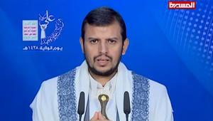 عبدالملك الحوثي: سعي مكثف لضرب وحدة الصف اليمني