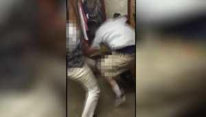 بالفيديو: عنف وملاكمة بين طلاب في ناد أقاموه داخل مدرسة ثانوية في نيفادا