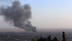 """بدأت الحملة الجوية الأمريكية ضد """"داعش"""" الجمعة"""