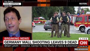 خبير بشؤون التطرف والكراهية يبين لـCNN الخلفيات والدوافع المحتملة وراء منفذ هجوم ميونخ: هناك 3 أنواع من القتلة