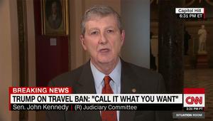 ماذا كان ليقول المسيح بشأن حظر السفر الذي فرضه ترامب؟