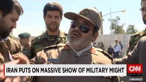 رئيس أركان الجيش الإيراني لـCNN حول وجود تعاون بين طهران وواشنطن ضد داعش: لابد أنكم تحلمون.. أمريكا هي من صنعت التنظيم