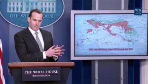 مبعوث أوباما لحرب داعش يرد على تقارير انتهاكات بالفلوجة قام بها الحشد الشعبي