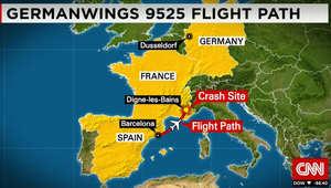 """كل ما يمكن أن تعرفه عن كارثة """"جيرمان وينغز"""".. أقلعت من برشلونة وهوت في """"آلب"""" فرنسا"""