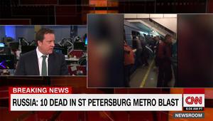 محلل شؤون مكافحة الإرهاب بـCNN: تفجير سان بطرسبورغ قد يكون ردا على التدخل بسوريا