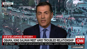 نصر يبين لـCNN النقاط الساخنة بين السعودية وأمريكا: واشنطن بدأت برؤية الشرق الأوسط من عدسة لا ترتاح لها الرياض