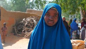 فرح الأهالي بعد عودة فتيات اختطفتهن بوكو حرام