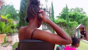 هذا ما يحصل للفتيات اليتامى في هايتي