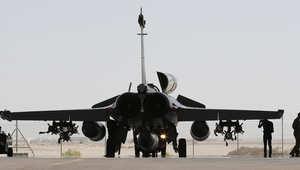 قتلت الضربات الجوية الفرنسية 33 من عناصر تنظيم داعش