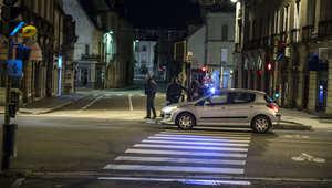 """فرنسا.. الشرطة تعتقل رجلاً دهس عدداً من المارة بسيارته وهو يردد """"الله أكبر"""""""