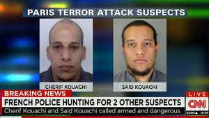 """من هما """"الأخوان كواشي"""" المشتبهان بتنفيذ الهجوم على مجلة """"شارلي إيبدو"""" في باريس؟"""