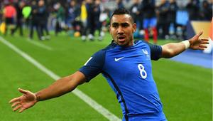 فرنسا تهزم السويد في الملعب الذي شهد أحداث نوفمبر