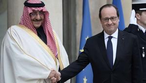 """فالس يدافع عن منح ولي العهد السعودي وسام الشرف ويدعو إلى """"إنهاء النفاق"""""""