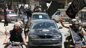 """أمريكا تنفي انضمام معارضين سوريين دربتهم إلى """"جبهة النصرة"""" التابعة للقاعدة.. و""""جيش المهاجرين والأنصار"""" يبايعها"""