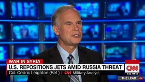 المحلل العسكري بـCNN: اسقاط أمريكا لمقاتلة سورية تحذير واضح