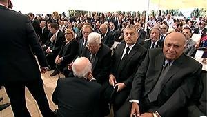 مصر والأردن بين وفود من 70 دولة لتشييع بيريز بإسرائيل