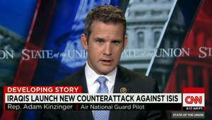 نائب أمريكي خدم سابقا بالعراق لـCNN: على أوباما الوقوف أمام الشعب الأمريكي وتوضيح حقيقة الوضع مع داعش وحجم خطره