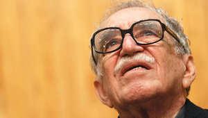 """اشتهر ماركيز بروايتي """"مائة عام من العزلة"""" و""""الحب في زمن الكوليرا"""""""