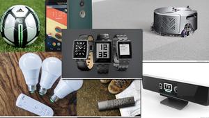 أبرز الابتكارات  الإلكترونية التي سيخلفها عام 2014 وراءه