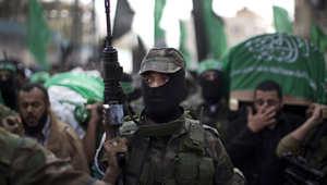 حماس: المعركة فرضت علينا وسننتصر.. ولا عودة للإسرائيليين إلى بيوتهم إلا بأوامر زعيم القسام