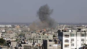 """إسرائيل تستأنف """"الجرف الصامد"""" على غزة.. وحماس تحمَّلها مسؤولية """"إجهاض"""" مفاوضات القاهرة"""