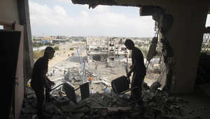 """وفد إسرائيلي بالقاهرة لبحث """"تهدئة دائمة"""" في غزة.. وأنباء عن 7 مطالب للفلسطينيين"""