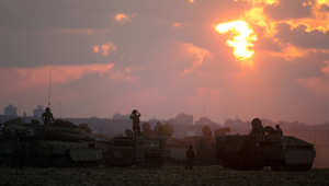 الاجتياح البري لغزة