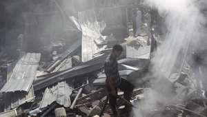تتواصل العملية العسكرية الإسرائيلية في غزة