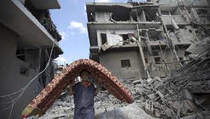 فشلت جهود التهدئة في غزة