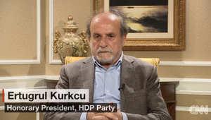 الرئيس الفخري لحزب الشعوب الديمقراطي الكردي يبين لـCNN السبب الحقيقي لشن أردوغان الهجوم على الـPKK.. ويعلن: بدأنا مبادرة سلام