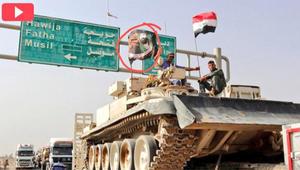 معركة الموصل.. القره داغي ينشر صورا: يدّعون عدم الطائفية