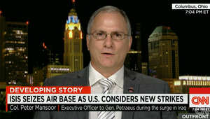 """ضابط أمريكي عمل مع الجنرال بترايوس: مقاتلو داعش """"الأشباح"""" فاعلون جدا.. مواجهتهم ممكنة بالعراق وصعبة بسوريا"""