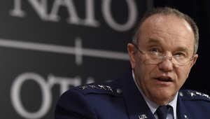 """الجنرال فيليب بريدلوف، القائد الأعلى لقوات حلف شمال الأطلسي """"الناتو"""" في أوروبا"""