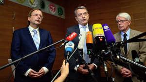 """استقالة رئيس الاتحاد الألماني بعد فضيحة """"كأس العالم 2006"""""""