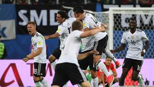 شباب ألمانيا يهزمون نجوم تشيلي ويتوجون بلقب كأس القارات 2017