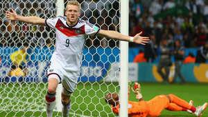كأس العالم 2014.. ألمانيا للدور ربع النهائي والجزائر تودع بشرف