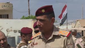 """رئيس أركان جيش العراق يحدد """"قبل رمضان"""" موعدا لتحرير كامل الموصل"""
