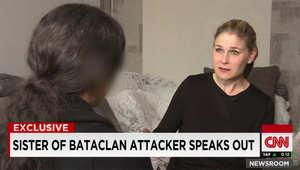 حصريا.. شقيقة سامي اميمور أحد منفذي الهجوم على مسرح باتاكلان بباريس تتحدث لـCNN: قال لي ارسلي قبلاتي للجميع وللهرّة