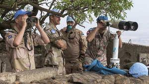مصادر لـCNN: قوات الأمم المتحدة في الجولان تنسحب من مواقعها بسوريا إلى إسرائيل