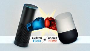 """هل ستقضي """"غوغل"""" على """"إيكو"""" وسيري"""" عما قريب؟"""