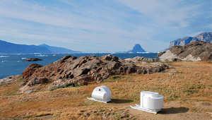 مشروع سليدج بمنطقة فاسوتساب في غرينلاند
