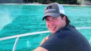 غرق غريفين بعد ساعات من جمعه  100 ألف دولار لصالح الجمعية الخيرية