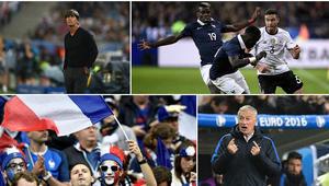 """""""ماكينات"""" ألمانيا تصارع ديوك فرنسا لبلوغ النهائي الحلم"""