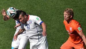 مباراة هولندا وتشيلي