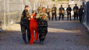 """القضاء المغربي يأمر بحبس السجين العائد من غوانتانامو للاشتباه في""""مسّه بأمن الدولة"""""""