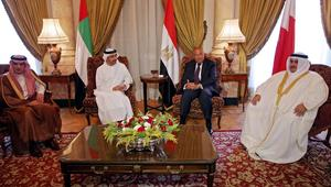 بيان رباعي: قطر رفضت المطالب.. وردها يعكس مدى ارتباطها بالتنظيمات الإرهابية