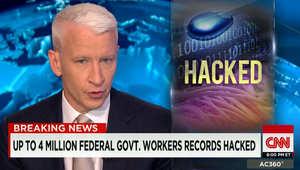 قد تؤثر هذه القرصنة على بيانات أكثر من أربعة ملايين موظف أمريكي