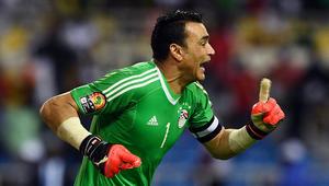 """""""السد العالي"""" يظهر ويؤهل مصر إلى نهائي كأس أفريقيا"""