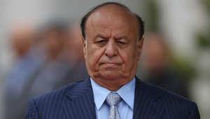 الرئيس اليمني في صورة أرشيفية
