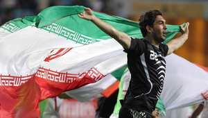 هل هذا الإيراني هو أجمل لاعب في البرازيل 2014؟